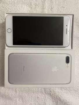 En venta iphone 7 plus 32gb 10/10 se entrega con su caja original y sus accesorios originales