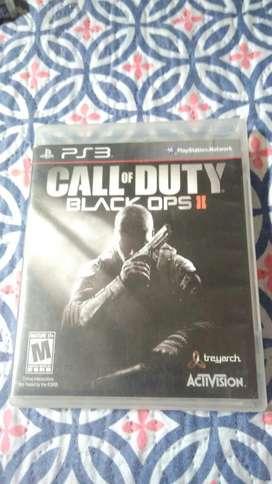 Call Of Duty Black Ops 2 Perfecto Estado Como Nuevo