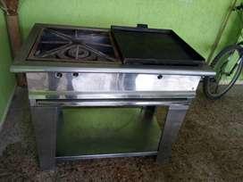 2 estufas industriales