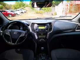 Hyundai santa fe 2015 automática