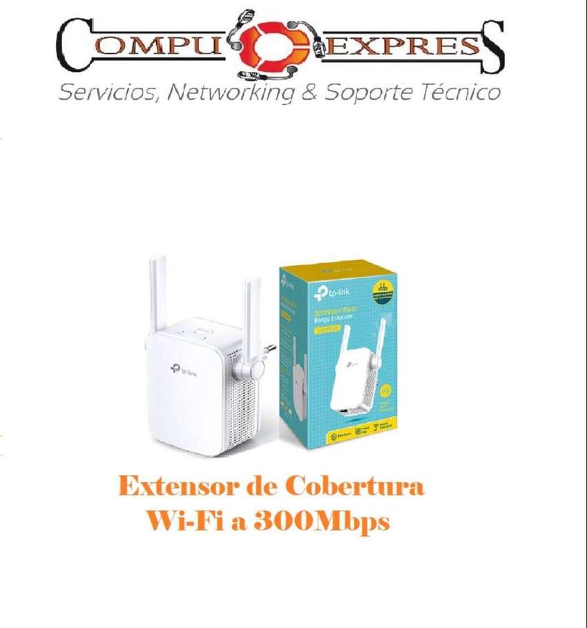 Internet Inalambrico zonas Wifi Tl-wa855re 0