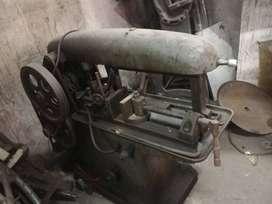 Maquina Serrucho Mecánico