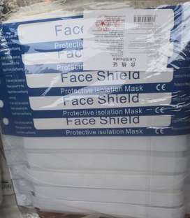 Caretas- face shield