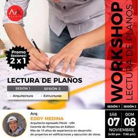 Workshop Lectura de Planos
