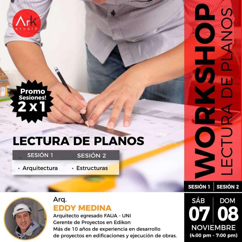 Workshop Lectura de Planos 0