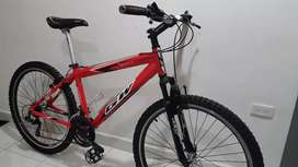 Bicicleta GW LYNCE rin 26 NEGOCIABLE SHIMANO