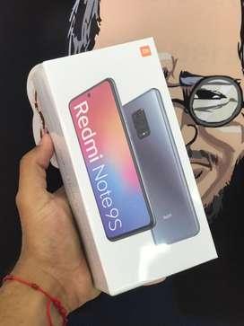 Xiaomi note 9s 128 gb nuevo