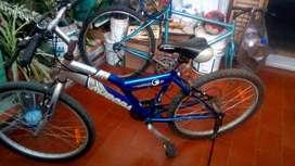 vendo bicicleta aurora sayen