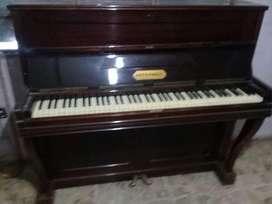 VENDO IMPECABLE PIANO ALEMAN MARCA HEFERMEHL