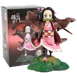 Figura Nezuko - Demon Slayer Kimetsu No Yaiba