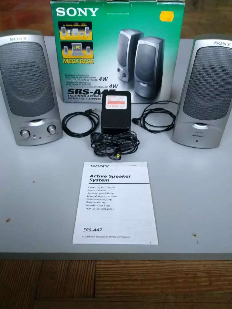 Altavoces Sony SRS-A47 0