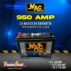 Baterías Para Vehículos Mac 100% a Domicilio
