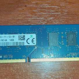 Memoria Ram ddr3 de 8gb PC