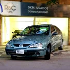 Renault Megane Pack Plus 1.6L c/GNC ´07 - 195.000km - Excelente estado!!