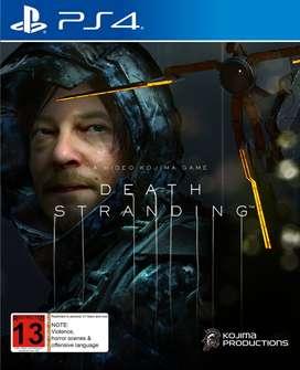 Death Stranding Playstation 4 Ps4, Físico