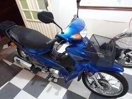 Moto Activ 110 AUTEKO Modelo 2012 con 19000km. En excelente estado. Precio Negociable