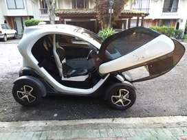 Tope eje Puerta Twizy