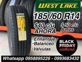Llantas Westlake 185 60 R14