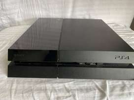 PS4 CONSOLA PLAY STATION CUH-1001A HD 500MB