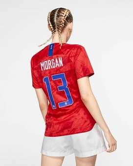Camiseta Alex Morgan Estados Unidos Mundial 2019