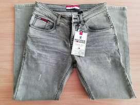 pantalones jeans semi pitillos