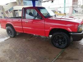 SE VENDE MAZDA  B2200 CABINA SIMPLE