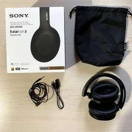Audífonos Sony WH-H910 Diadema Bluetooth h.ear 3