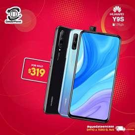 Huawei Y9s 128gb con Garantía