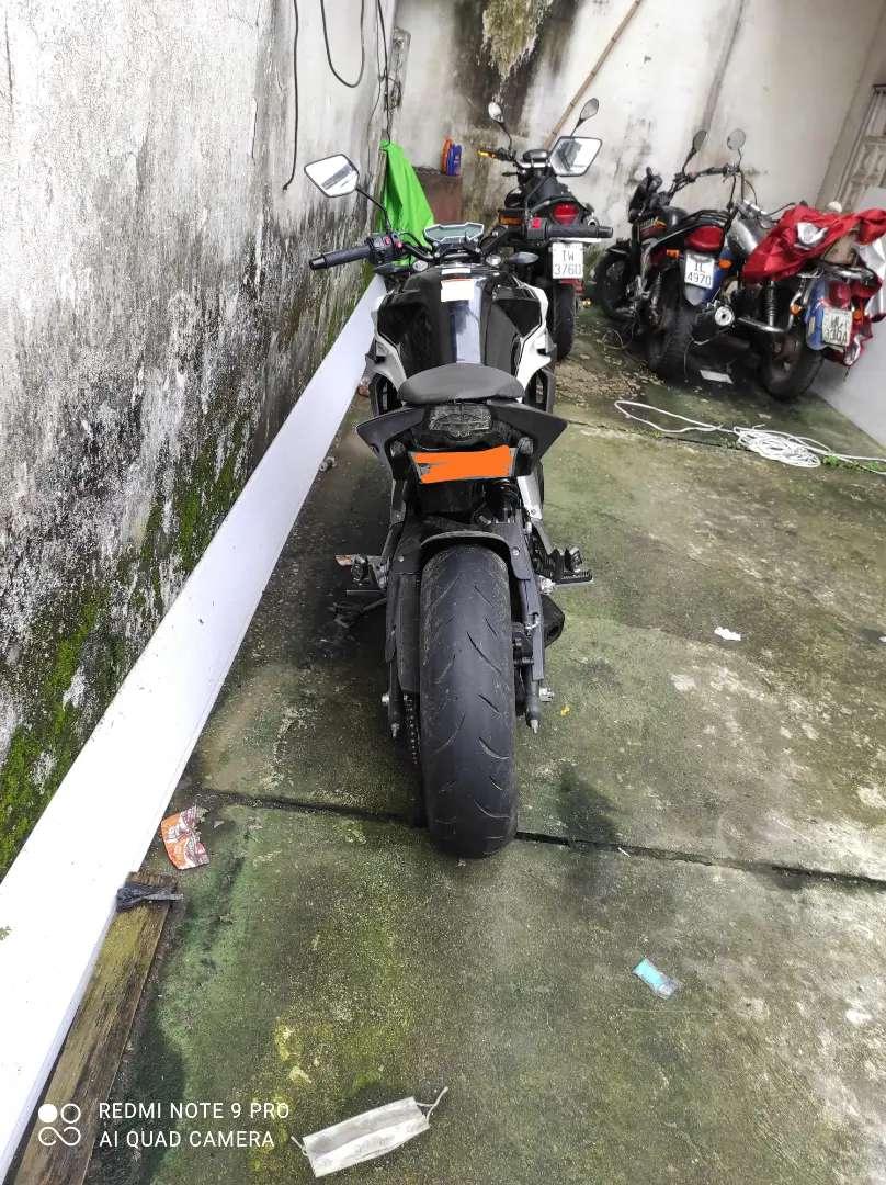 CF motos matrícula 2021 III