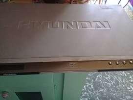 Reproductor de DVD - MP3 Hyundai 3813B con control remoto