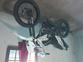 Vendo moto Guerrero
