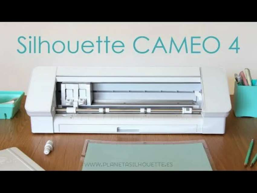 Plotter Cameo 4 Silhouette + OBSEQUIO