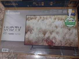 "Samsung 43"" Smart TV 4k"