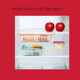 Organizador refrigerador