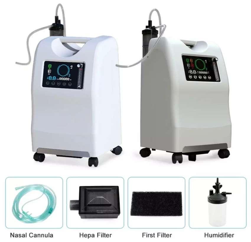 Generador de oxígeno 0