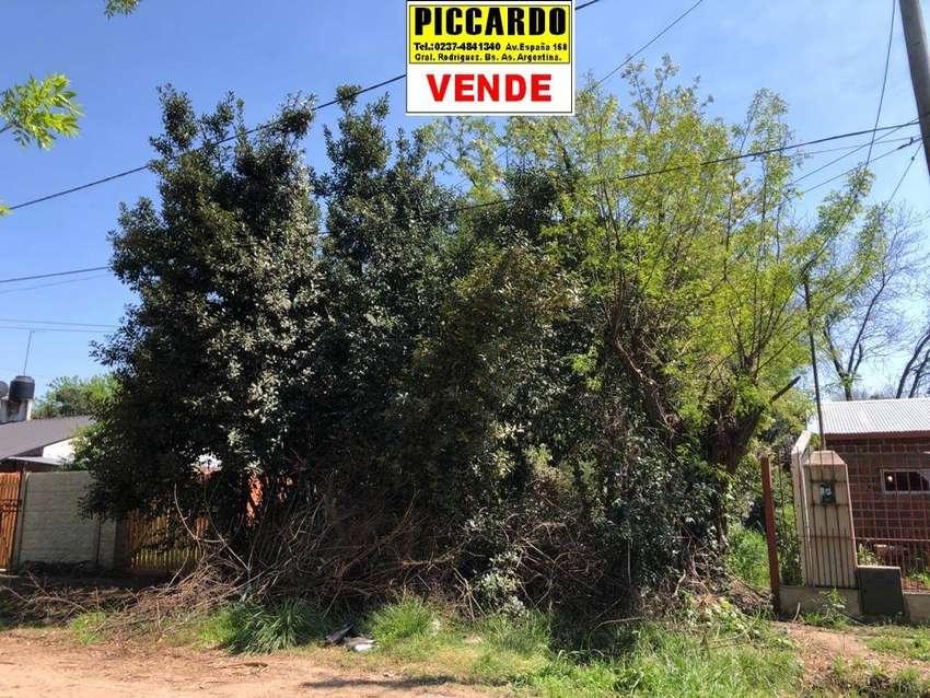 LOTE EN VENTA Bº SAN BERNARDO REF.AR93 GRAL RODRIGUEZ PICCARDO. 0