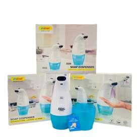 Dispensador de jabón con sensor ref 601
