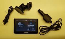 GPS Garmin Nuvi 52 - como nuevo