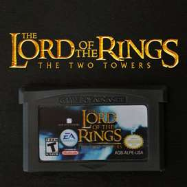 Juego LORD OF THE RINGS - THE TWO TOWERS para Nintendo Game Boy Advance
