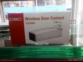 Contacto de puerta inalámbrico ws4945 Yoline Security