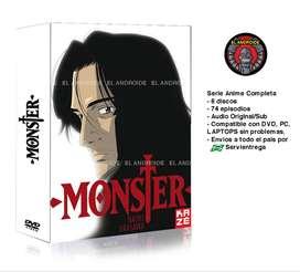 Monster Serie Anime Completa
