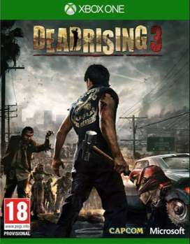 Deadrising 3 xbox one