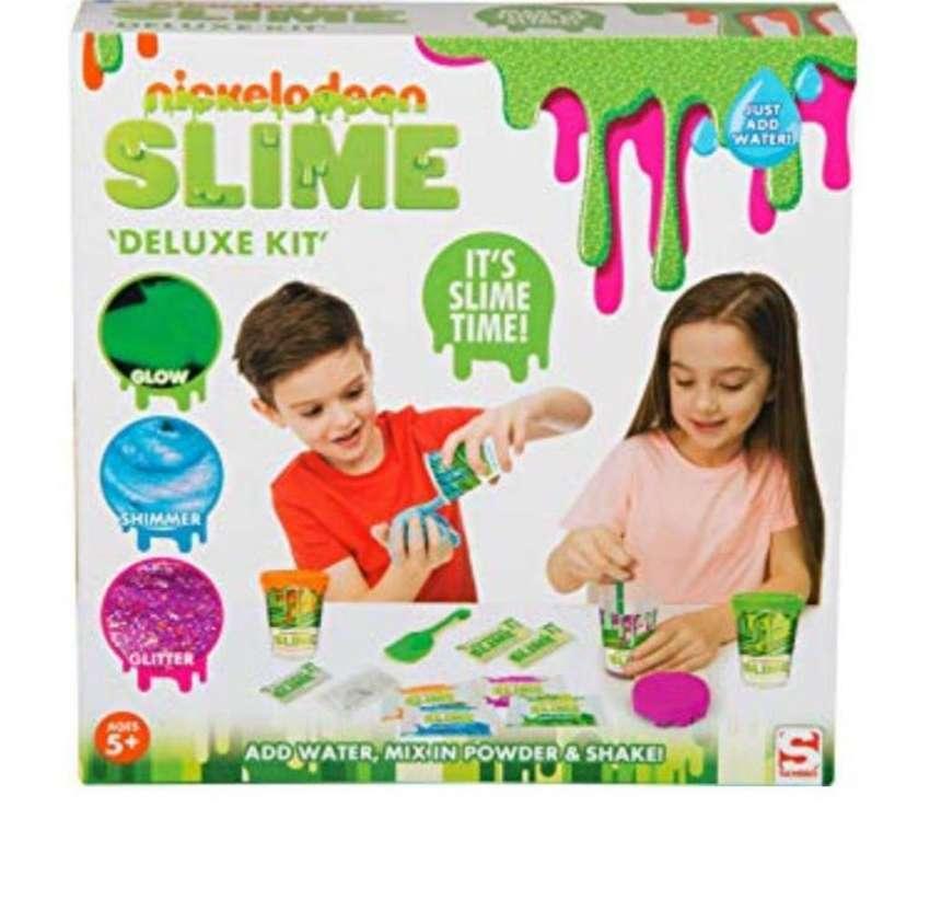 Slime Maquina 0