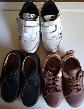 Conjunto de zapatos