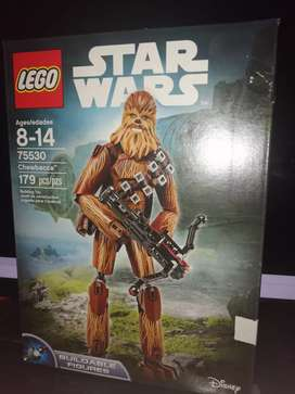 Lego Chewbacca Star wars