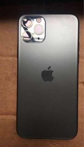 Iphone 11 pro 64 gb color verde