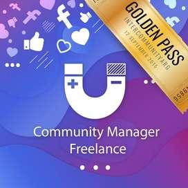 Administración Redes Sociales - Community Manager - Posteos diarios