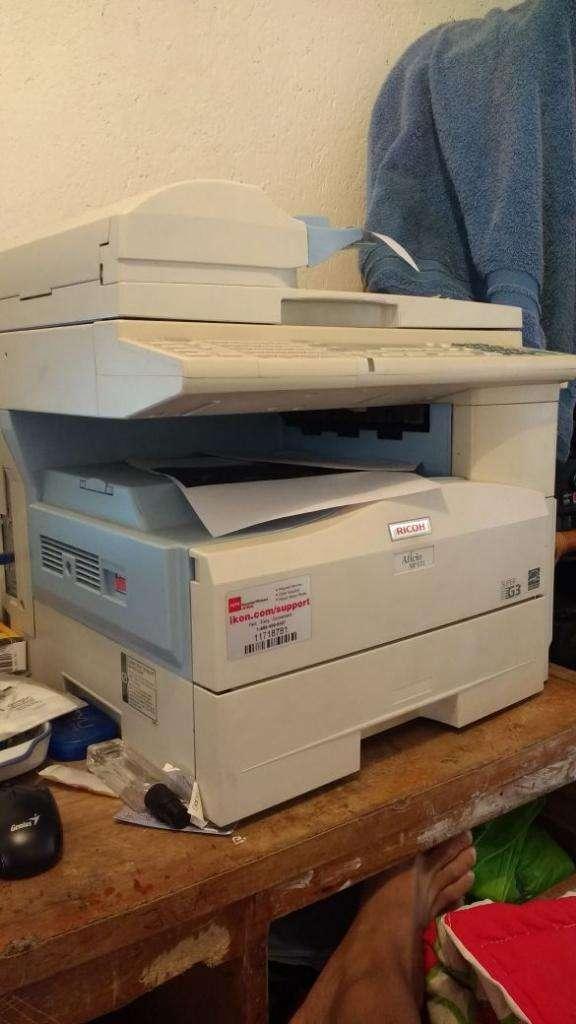 Fotocopiadora E Impresora Mp201 tel 3217278306 0