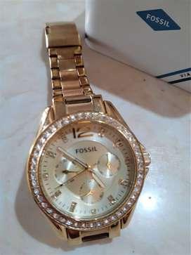 Reloj Fossil Riley Es3203 para Mujer