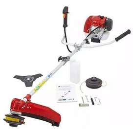 Guadaña   a Gasolina Roja 2.5 HP para trabajo pesado y continuo